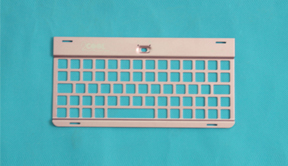 五金冲压笔记本键盘金属面板