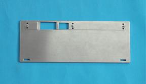 键盘下盖 五金金属铝合金键盘底盖