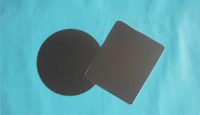 铝合金鼠标垫电脑笔记本游戏鼠标垫电竞金属鼠标垫