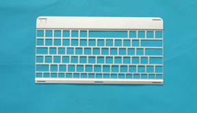 五金铝合金键盘面板