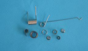 五金冲压弹簧电子产品零部件