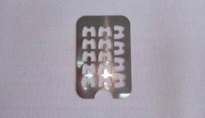 五金冲压加工不锈钢金属片
