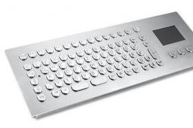 工业金属键盘表面处理的方式